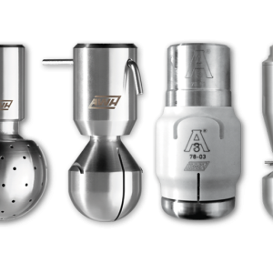 TANKO® RB, S, SF, & CP (from left to right)